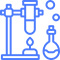 Icon to represent our in-house lab.